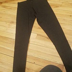 New Victoria's SECRET gray leggings tights